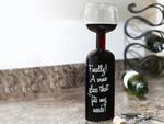 vinglasflaska från coolstuff