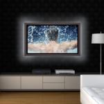 bakgrundsbelysning tv