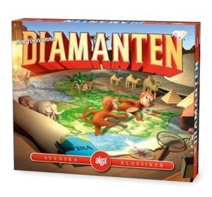Spel: Den försvunna diamanten