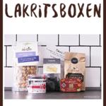 lakrits i en box